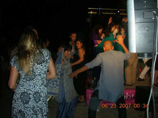 Desi Party at Cannes
