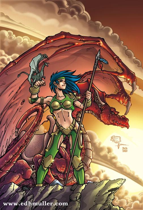 Diceland Dragons