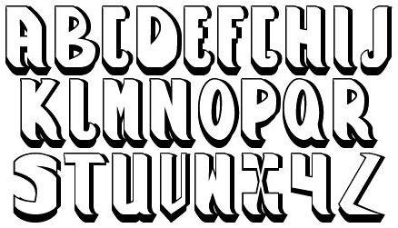 HornOk Font