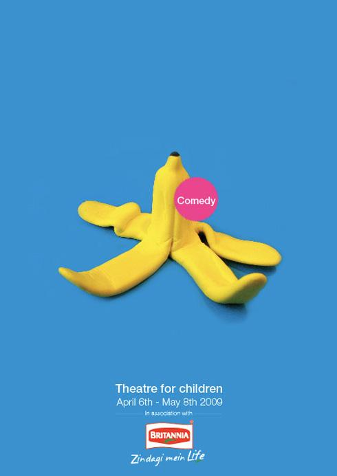 Britannia banana