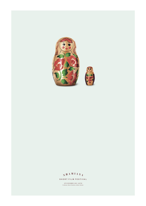Shamiana Russian Dolls