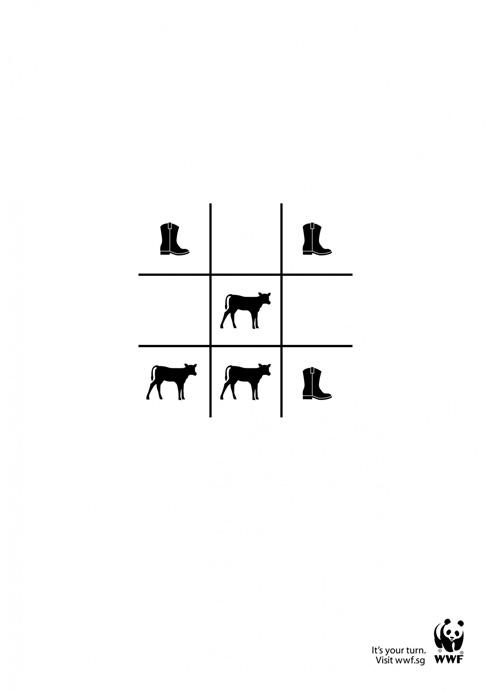 WWF Calf