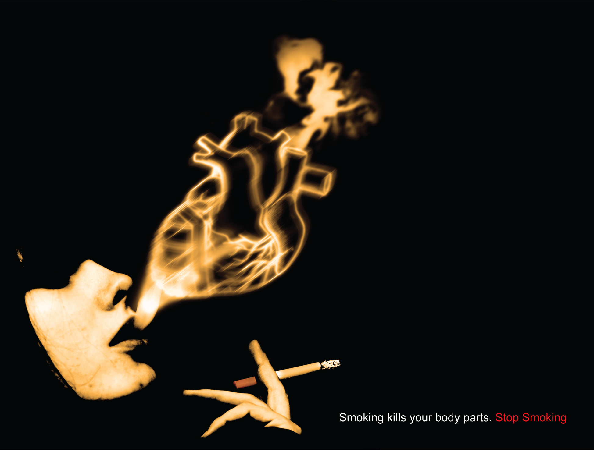 STOP_Quit Smoking | DesiCreative