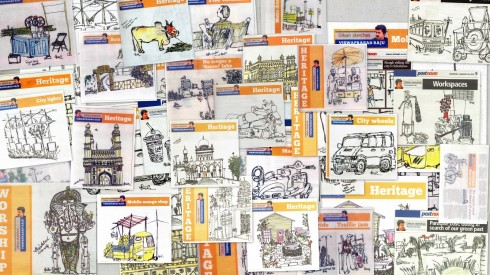 Urban Sketches - Postnoon Daily Newspaper