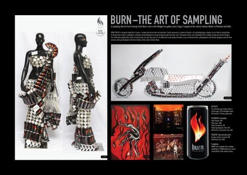 Burn Curate