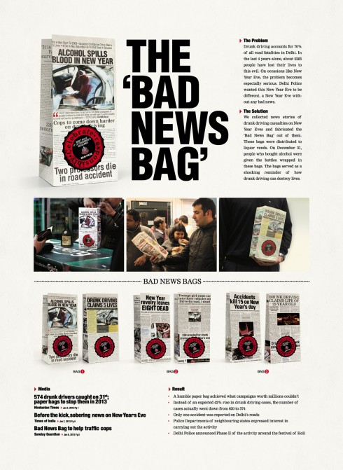 Bad News Bag