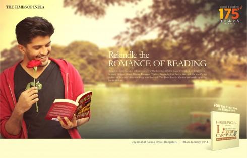 TOI Literary Carnival ad 1