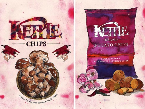Kettle CHips Uk