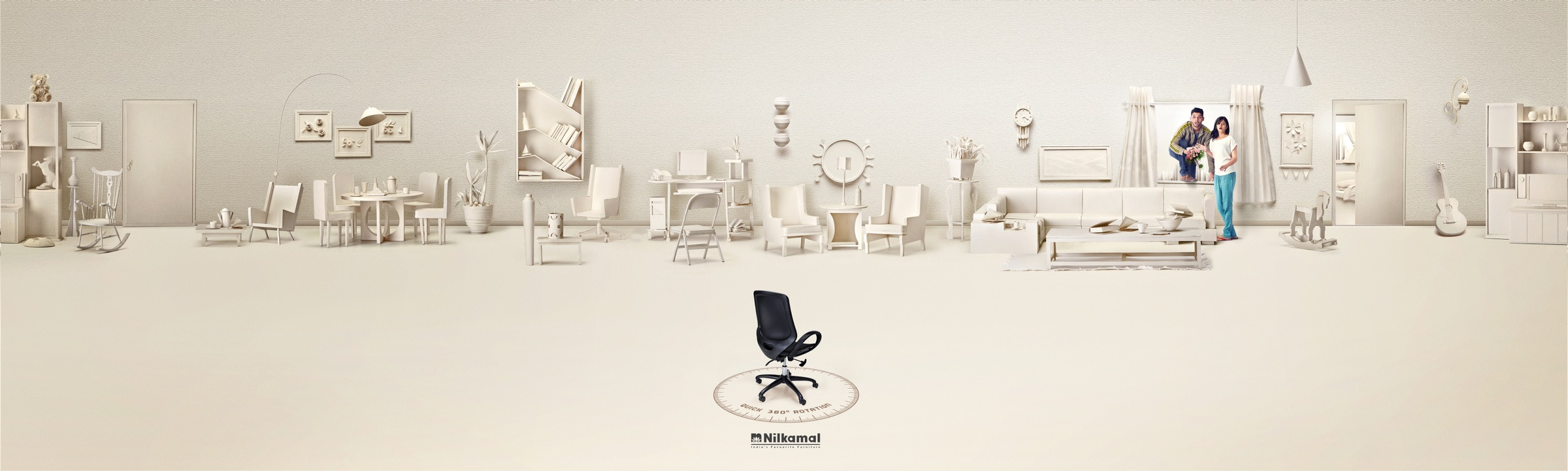 nilkamal_quick_360_rotation_chair_home