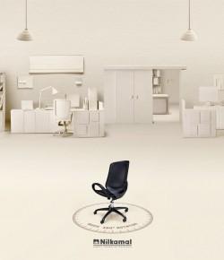 Nilkamal Chairs by Makani Creatives