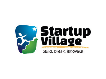 The logo we did for Startup Village