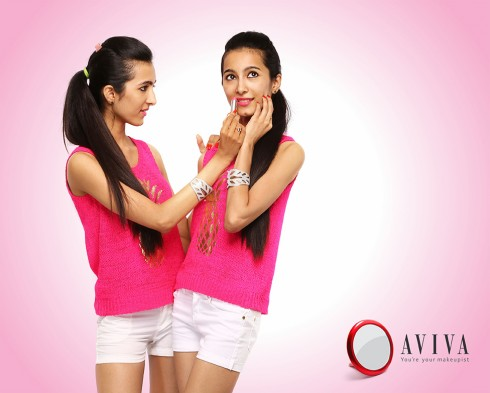 Print ad for Aviva Mirror 1