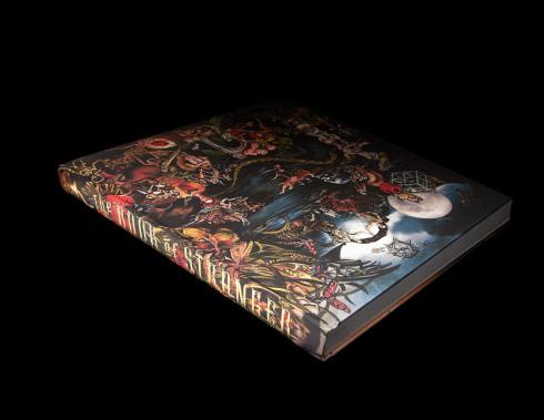 Stranger_HolidayBook_Spine&back_F