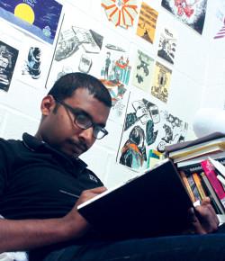 Jayesh Sivan : Illustration