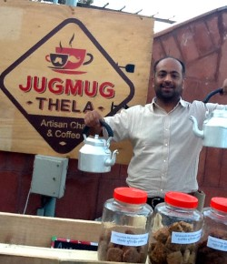 Jugmug Thela : An Excellent Creative Branding Excercise