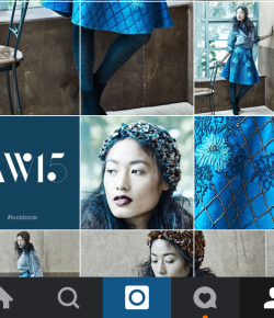 The New Editorial Design | An Instagram Lookbook by NH1
