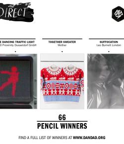 D&AD Judging Week Infographics