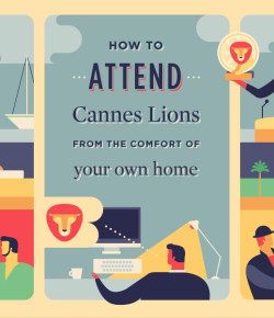 How to Attend Cannes From the Comfort of Your Own Home #CannesLions