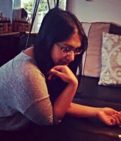 Sharanya Kunnath : Artist And Graphic Designer
