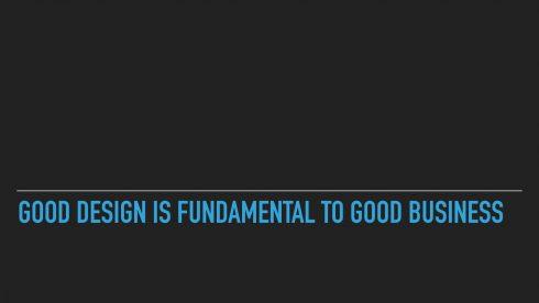 Good design.001