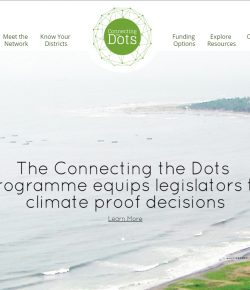 The Connecting the Dots website by Athena Infonomics