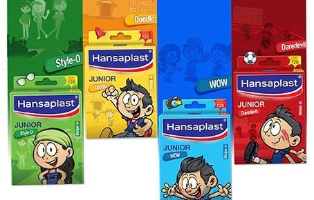 Wow Captures the true essence of childhood in the launch of Hansaplast Junior