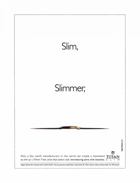 Titan SLIMMER
