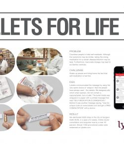 Bullets for Life by JWT Gurgaon