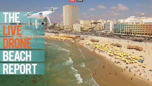First Ever Drone Beach Report : BBR Saatchi & Saatchi