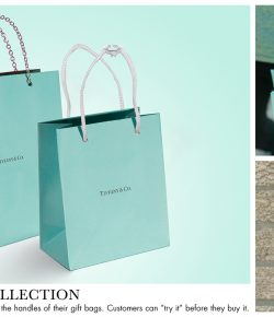 Tiffany & Co Gift Bag Collection by Miami Ad School Students