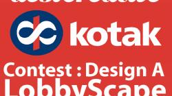 DesiCreative | Kotak Mahindra Bank Design a LobbyScape Contest