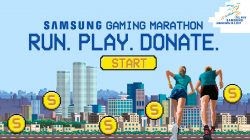 Samsung Gaming Marathon