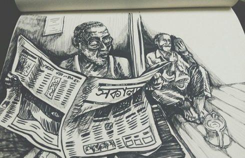 Maanvi Kapur Illustrations