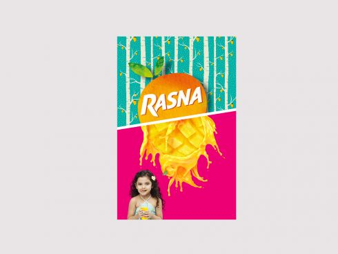 Rasna New packaging by Scarecrow 2017