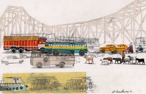 Jit Chowdhury Illustrations