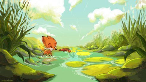 Lavanya Naidu :  Animation and Illustration