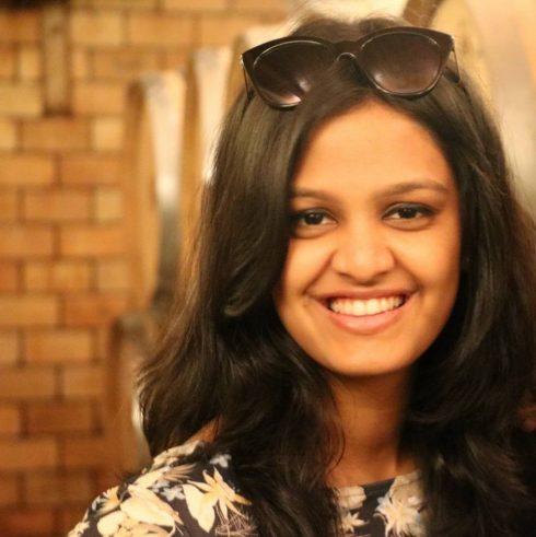 Shrushti Rao : Artist and Graphic Designer