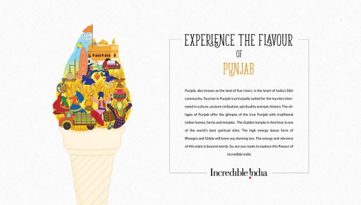 Flavours of India by Studio Creativeme