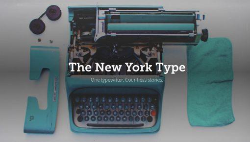 The New York Type