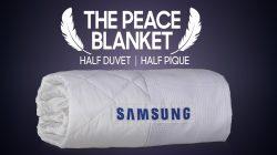 Leo Burnett Tel Aviv Presents: The Peace Blanket