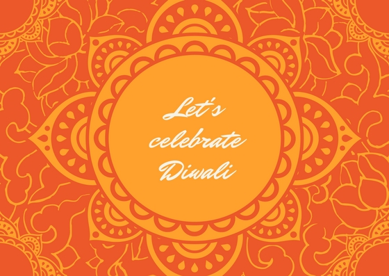 Canva Diwali Card