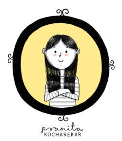 Pranita Kocharekar : Illustrator, Graphic Designer
