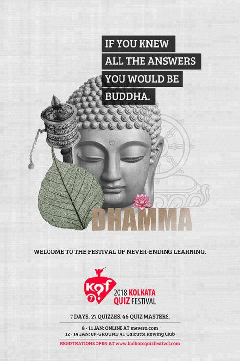 Kolkata Quiz Festival 2018 by YUWEUS