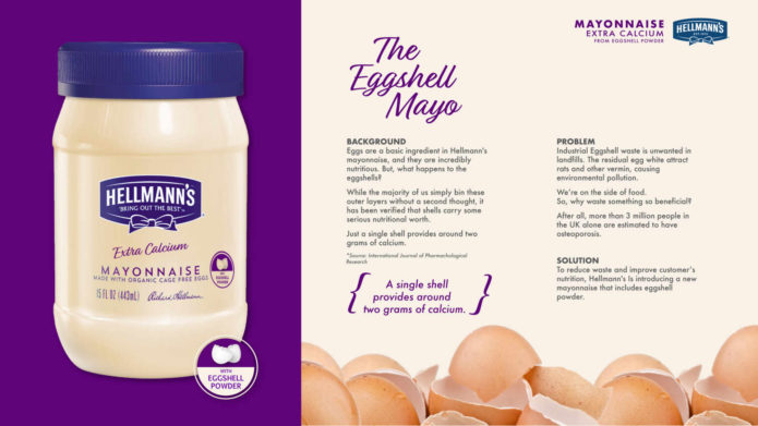 The Eggshell Mayo by Miami Ad School